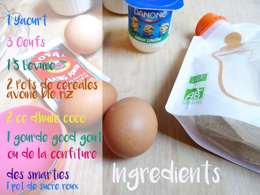 Les muffins coco abricot et céréales Good Goût  Les muffins coco abricot et céréales Good Goût