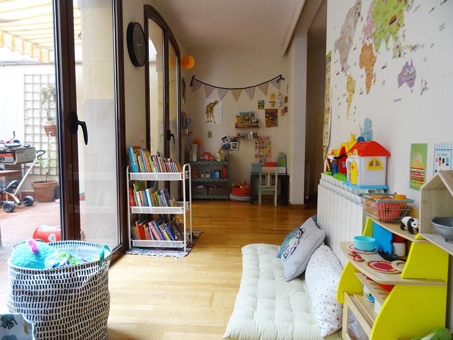 idee deco salle de jeu 20170703110753. Black Bedroom Furniture Sets. Home Design Ideas