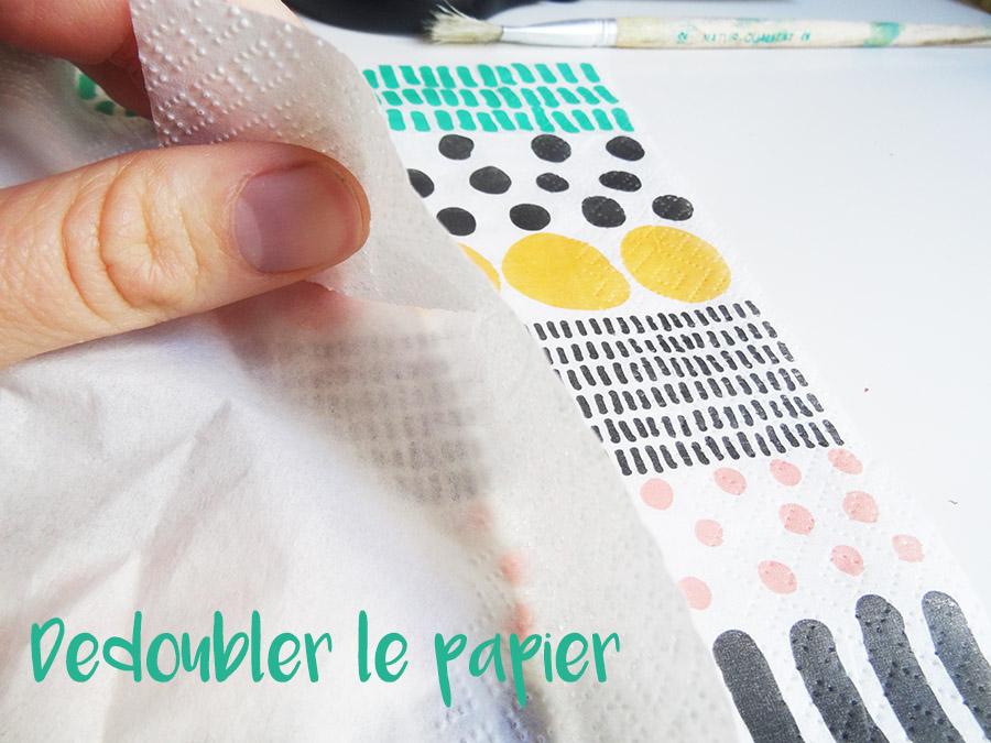 DIY : Photophore en serviette en papier  DIY : Photophore en serviette en papier  DIY : Photophore en serviette en papier  DIY : Photophore en serviette en papier