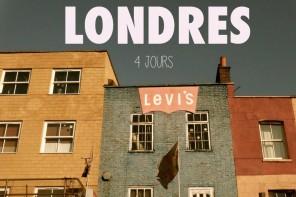 4 jours à Londres