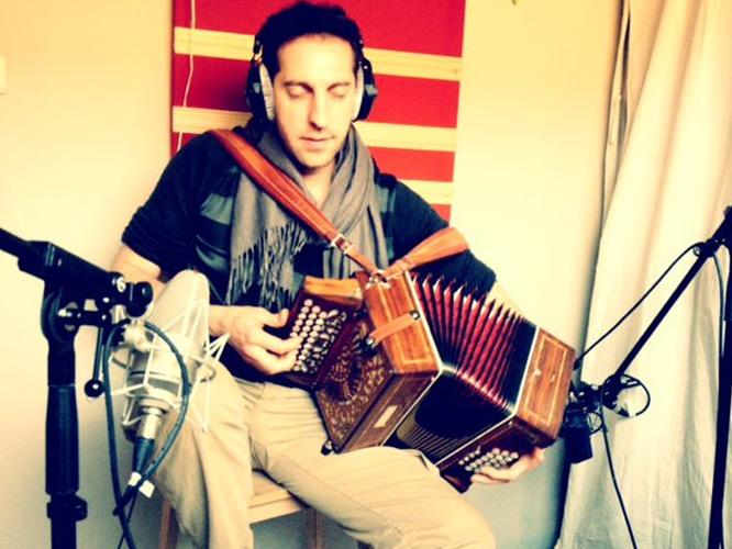 Le conte musical Léon l'accordéon (concours)