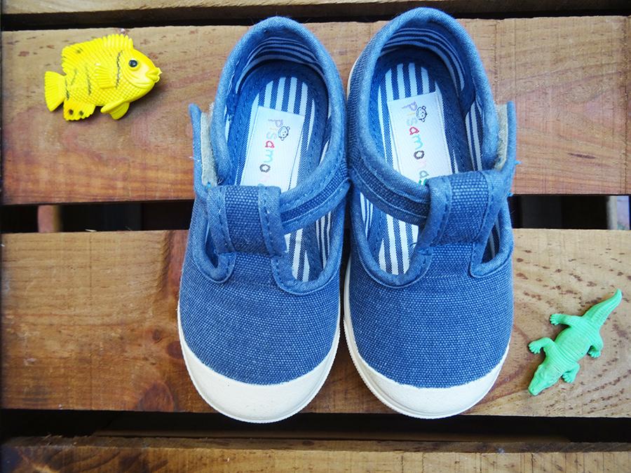 Nos petites chaussures pour l'été