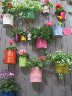 Petites idées DIY pour la terrasse