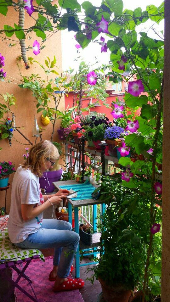 Petites idées DIY pour la terrasse  Petites idées DIY pour la terrasse  Petites idées DIY pour la terrasse