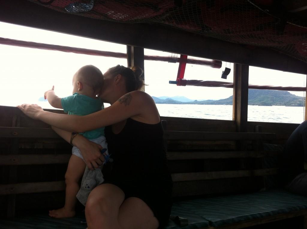Mes petites astuces pour voyager avec bébé