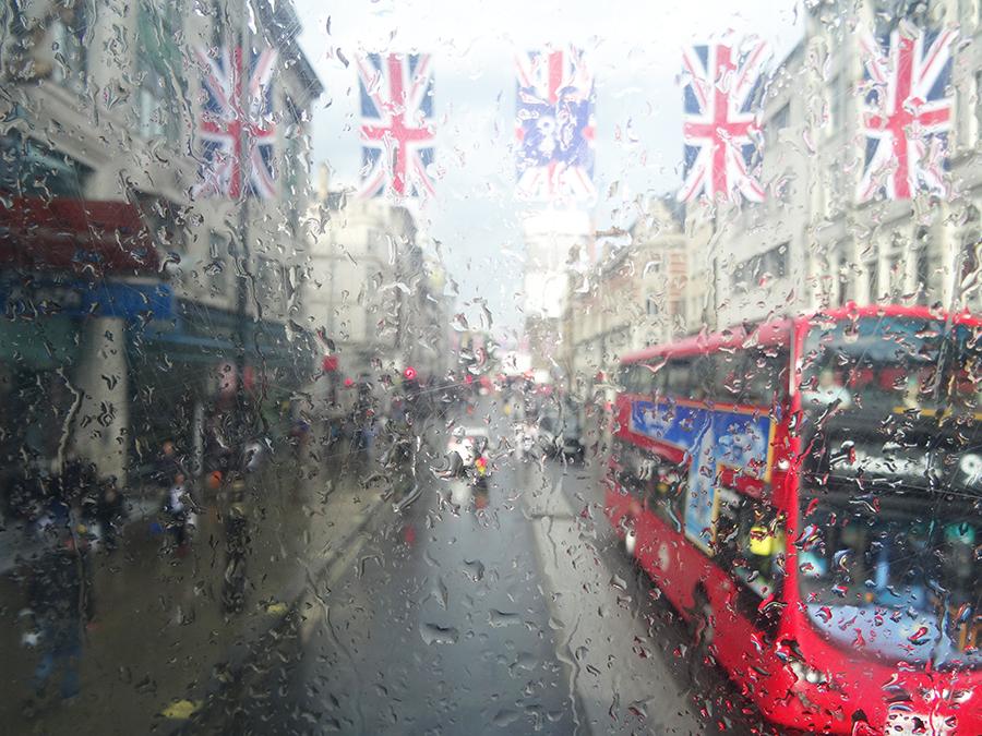 Quelques jours à Londres