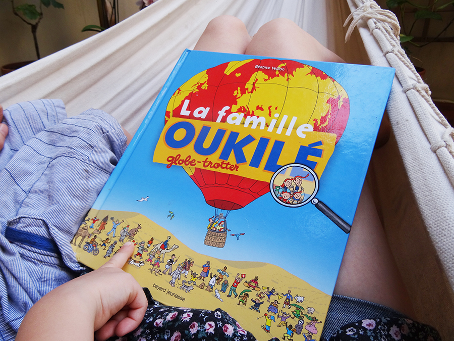 Voyager avec la famille Oukilé !