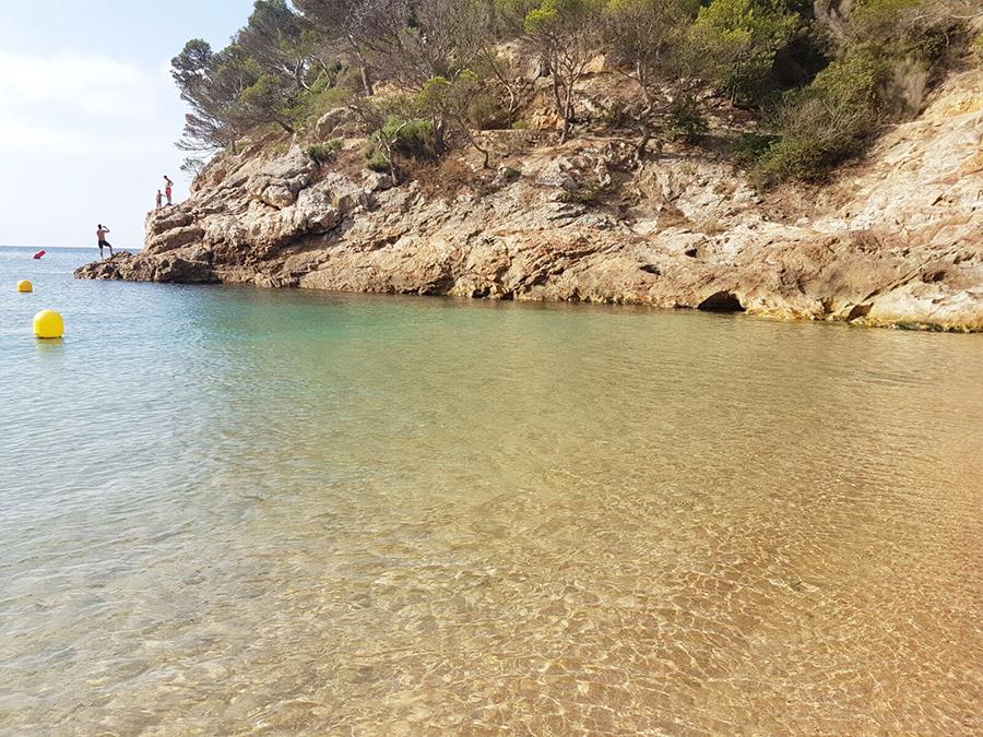 Un week end avec nous : Camping à la Cala Pola