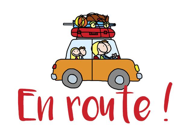 Voyages en voiture en toute sécurité