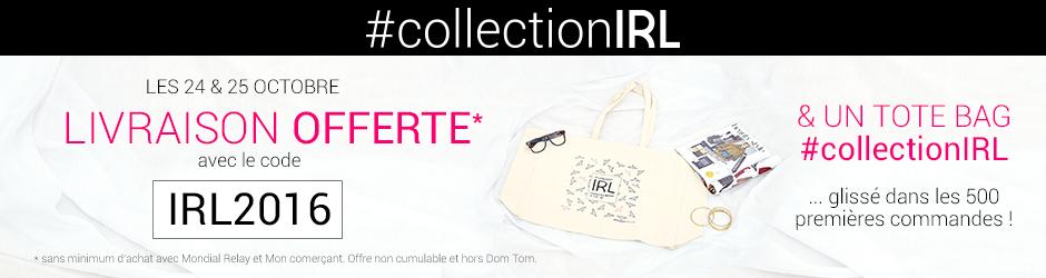 La nouvelle collectionirl de showroompriv shopping femmes babymeetstheworld blog maman - Frais de port gratuit showroomprive ...