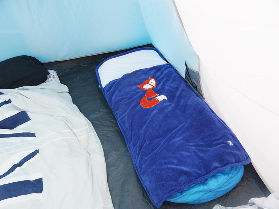 Le camping bag de Bemini