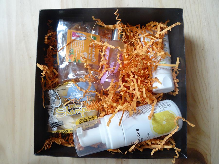 La biotifull box d'Octobre  La biotifull box d'Octobre  La biotifull box d'Octobre  La biotifull box d'Octobre