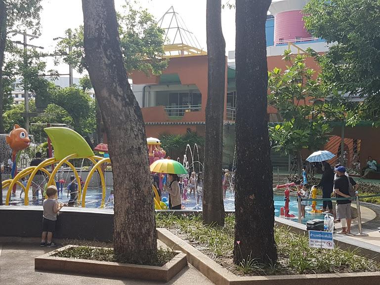 2 ème jour à Bangkok : Le chatuchak market et le Children Museum