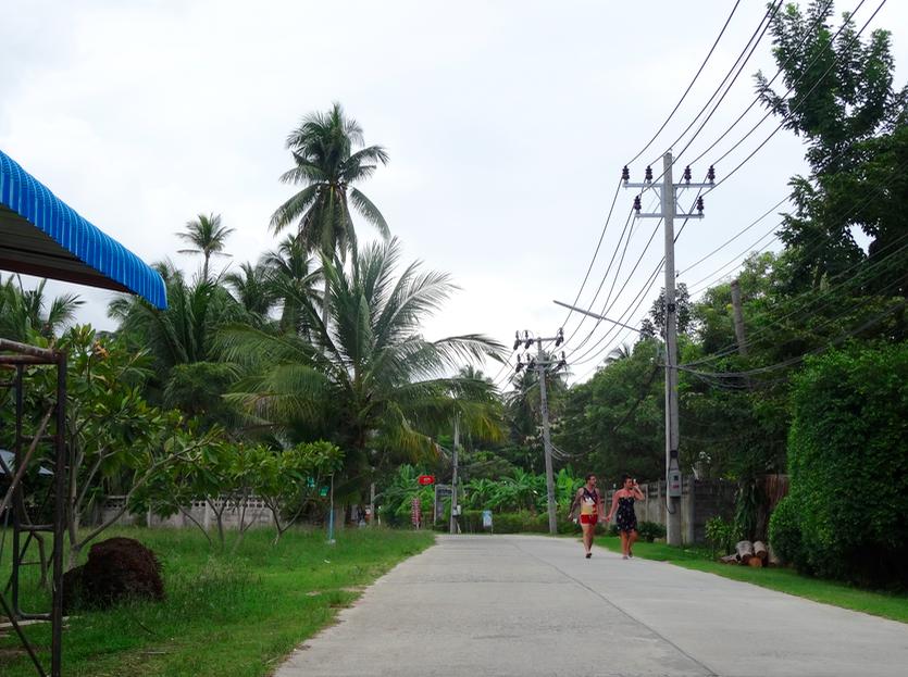 À la découverte de Koh Phangan