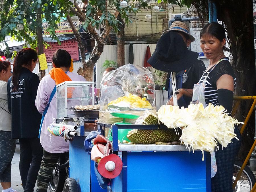 Notre arrivée à Bangkok et Koh san Road