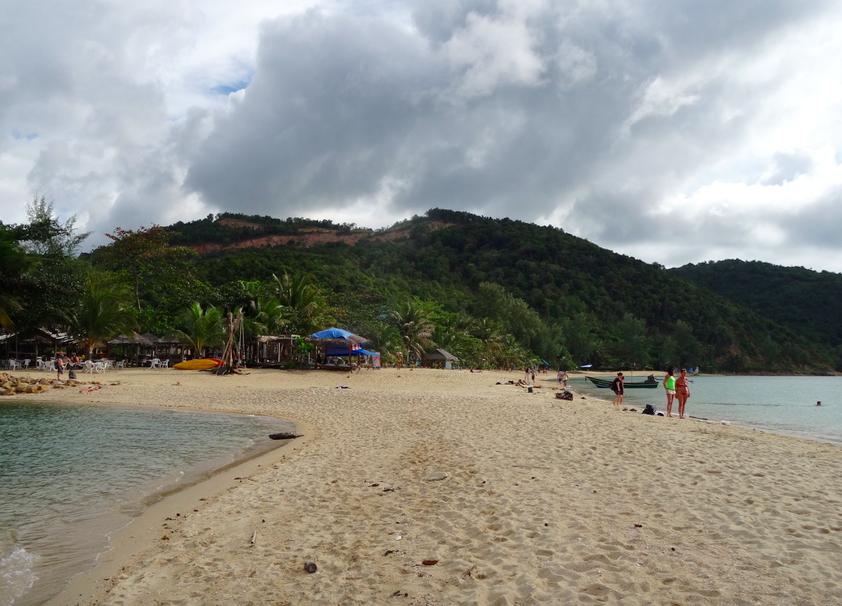 Cours de cuisine Thaï, Secret Beach et Mae haad beach