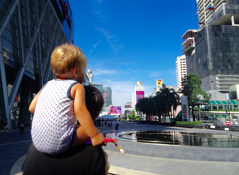 Derniers jours à Bangkok : Terminal 21, Lumpini parc et Pratunam market