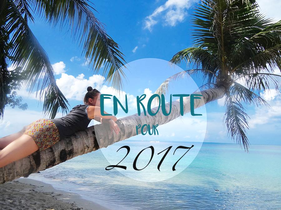 En route pour 2017