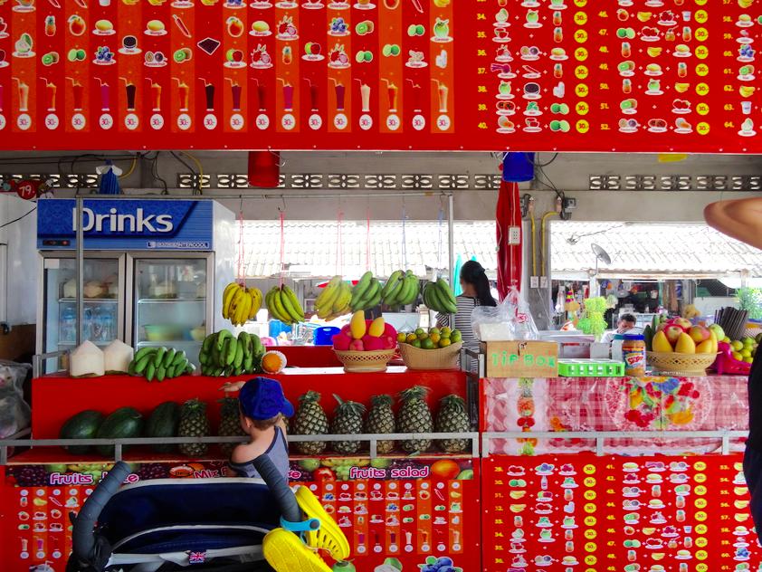 Petit budget en Thaïlande avec des enfants