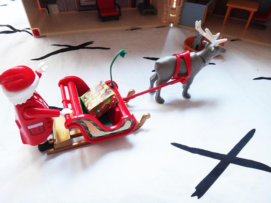 Les cadeaux de Noël des garçons partie 2