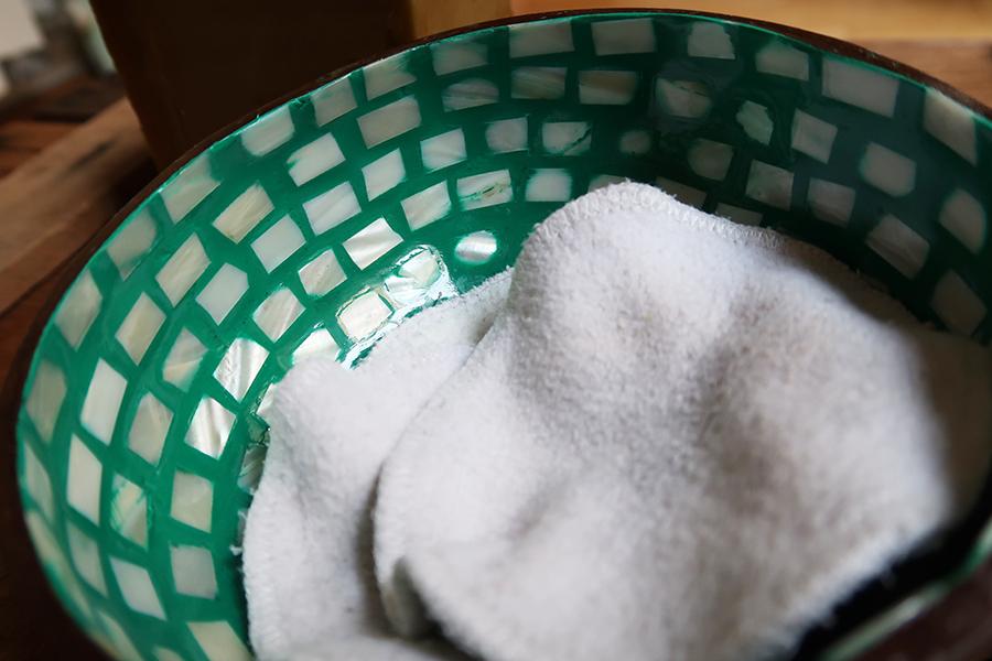 Eau nettoyante bébé au savon de marseille et calendula