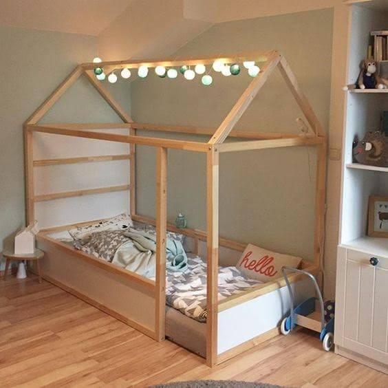 Des idées pour lit cabane