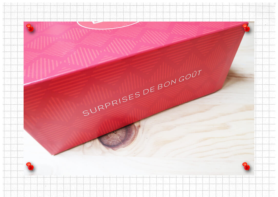 La bonne box de Février, une bonne idée pour la Saint Valentin !