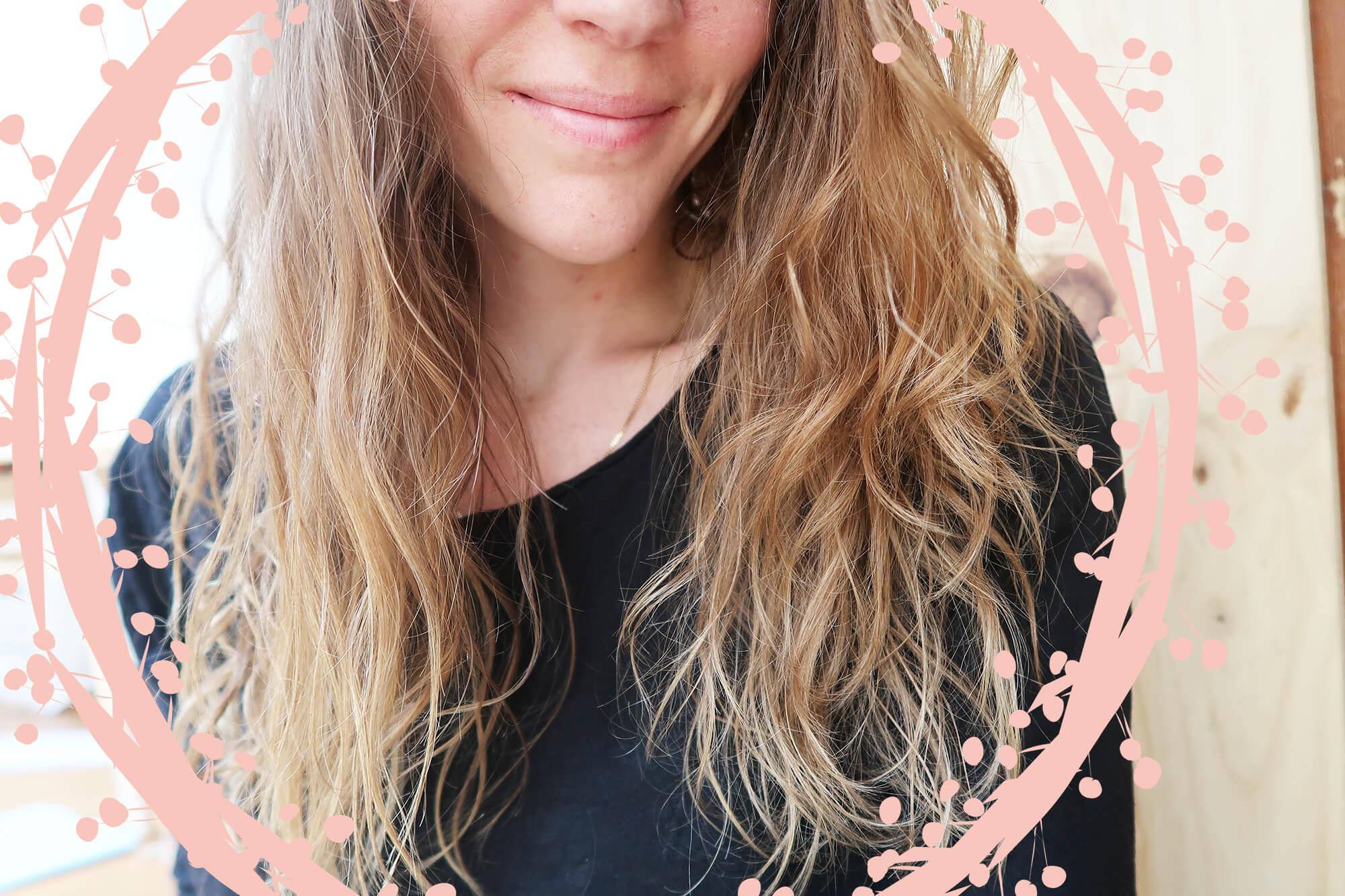 Ma recette du spray pour effet beach hair