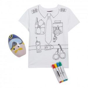 Des tee-shirts à colorier pour pâques avec Sergent Major !