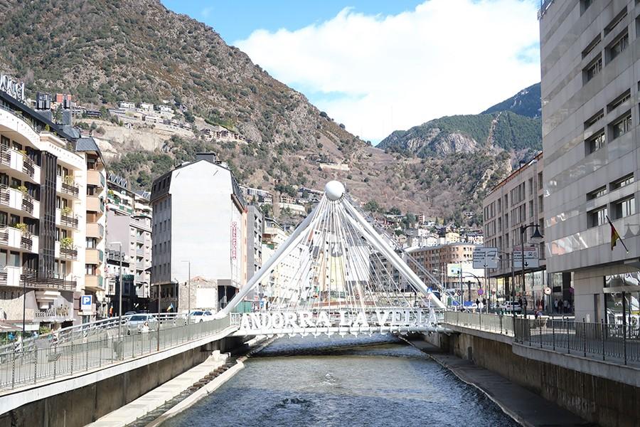 Un week-end à Andorre