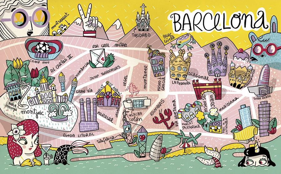 Dans quel quartier séjourner à Barcelone