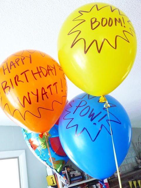 La prochaine fête d'anniversaire de Mister A sur le thème...  La prochaine fête d'anniversaire de Mister A sur le thème...