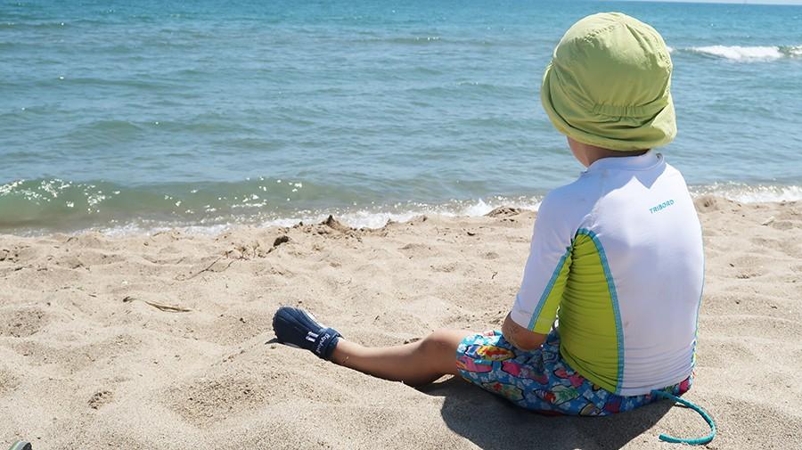 Tous à la plage avec Mayoparasol !