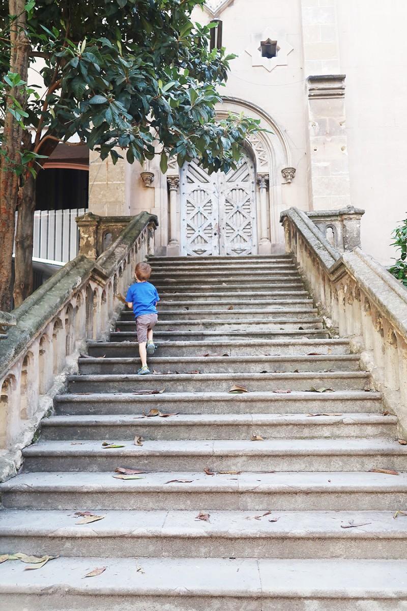 Un petit jardin secret au coeur de Barcelone  Un petit jardin secret au coeur de Barcelone  Un petit jardin secret au coeur de Barcelone  Un petit jardin secret au coeur de Barcelone