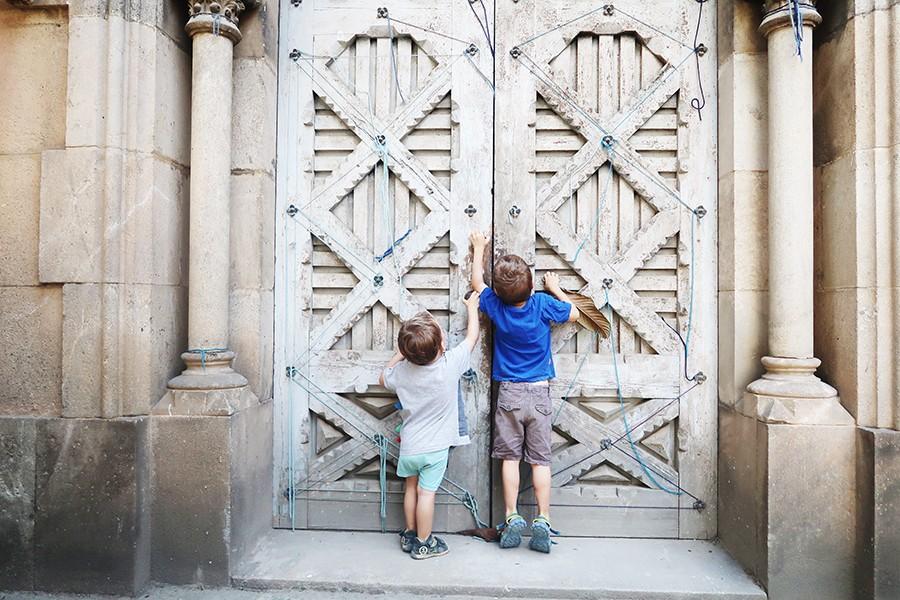 Un petit jardin secret au coeur de Barcelone  Un petit jardin secret au coeur de Barcelone  Un petit jardin secret au coeur de Barcelone