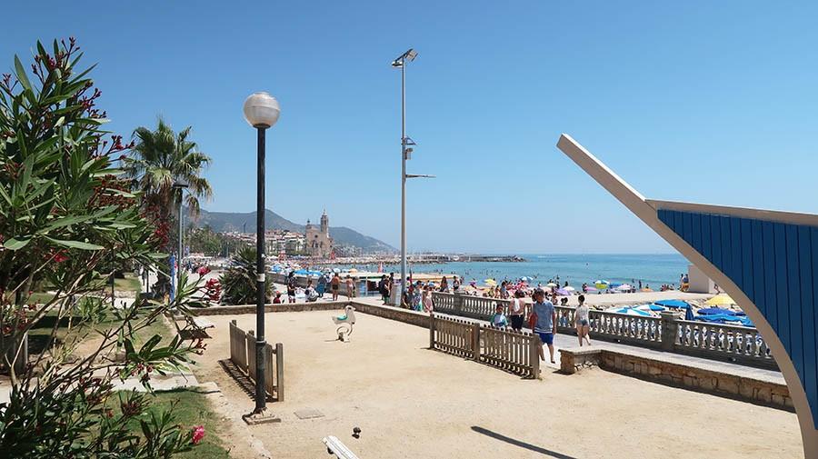 Un petit tour à Sitges