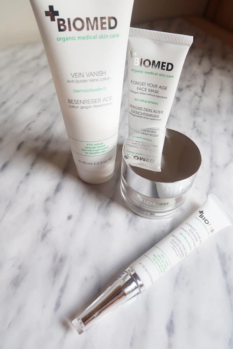 Les cosmétiques naturels Biomed : test, avis et concours !  Les cosmétiques naturels Biomed : test, avis et concours !
