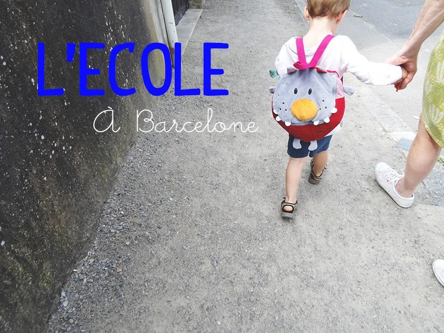 S'expatrier et vivre à Barcelone avec des enfants