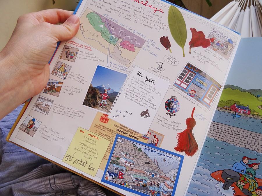Découvrir le monde à travers les livres  Découvrir le monde à travers les livres  Découvrir le monde à travers les livres