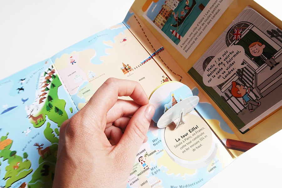 Découvrir le monde à travers les livres