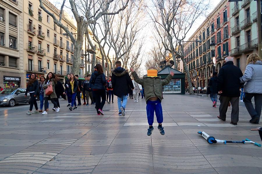 T'estimo Barcelona  T'estimo Barcelona  T'estimo Barcelona