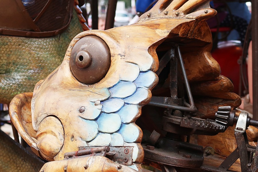 Nos vacances à Nantes : L'île et les machines de Nantes  Nos vacances à Nantes : L'île et les machines de Nantes  Nos vacances à Nantes : L'île et les machines de Nantes  Nos vacances à Nantes : L'île et les machines de Nantes  Nos vacances à Nantes : L'île et les machines de Nantes