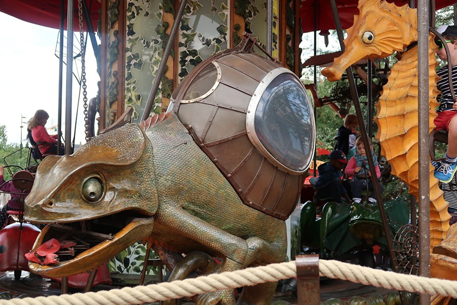 Nos vacances à Nantes : L'île et les machines de Nantes  Nos vacances à Nantes : L'île et les machines de Nantes  Nos vacances à Nantes : L'île et les machines de Nantes  Nos vacances à Nantes : L'île et les machines de Nantes