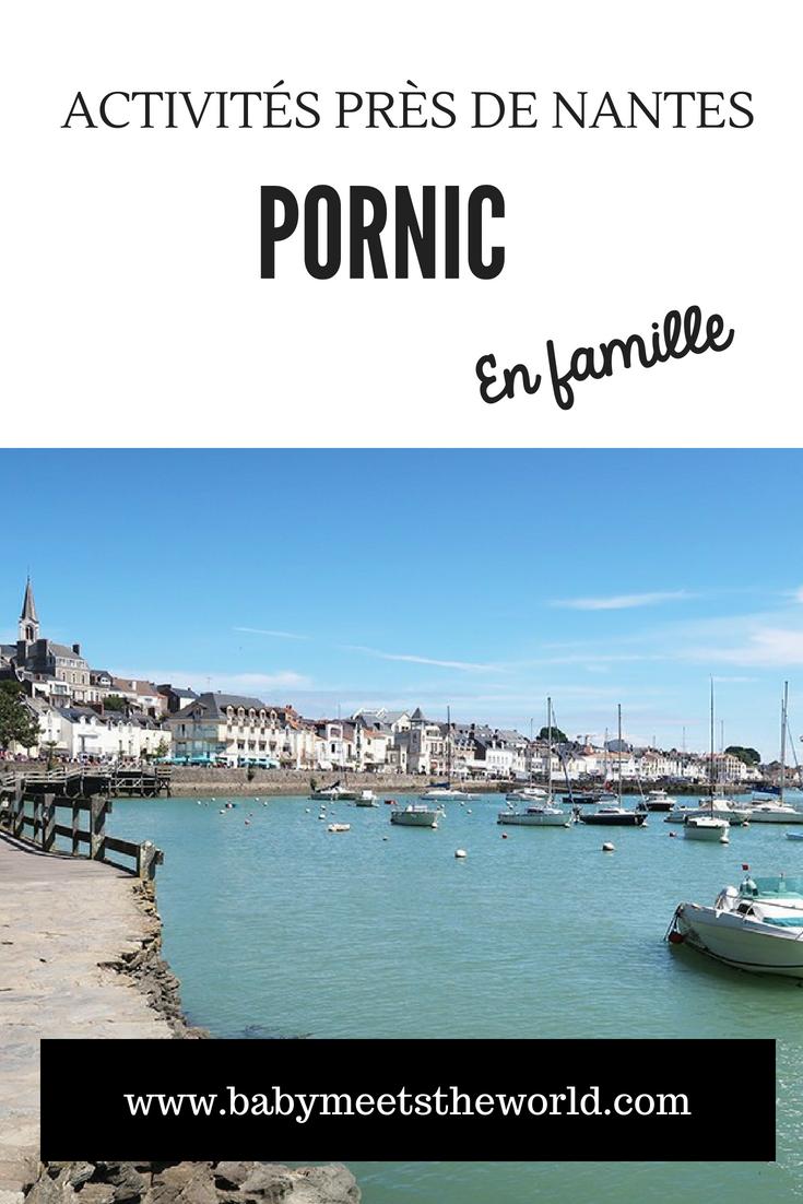 Nos vacances à Nantes : Balade à Pornic