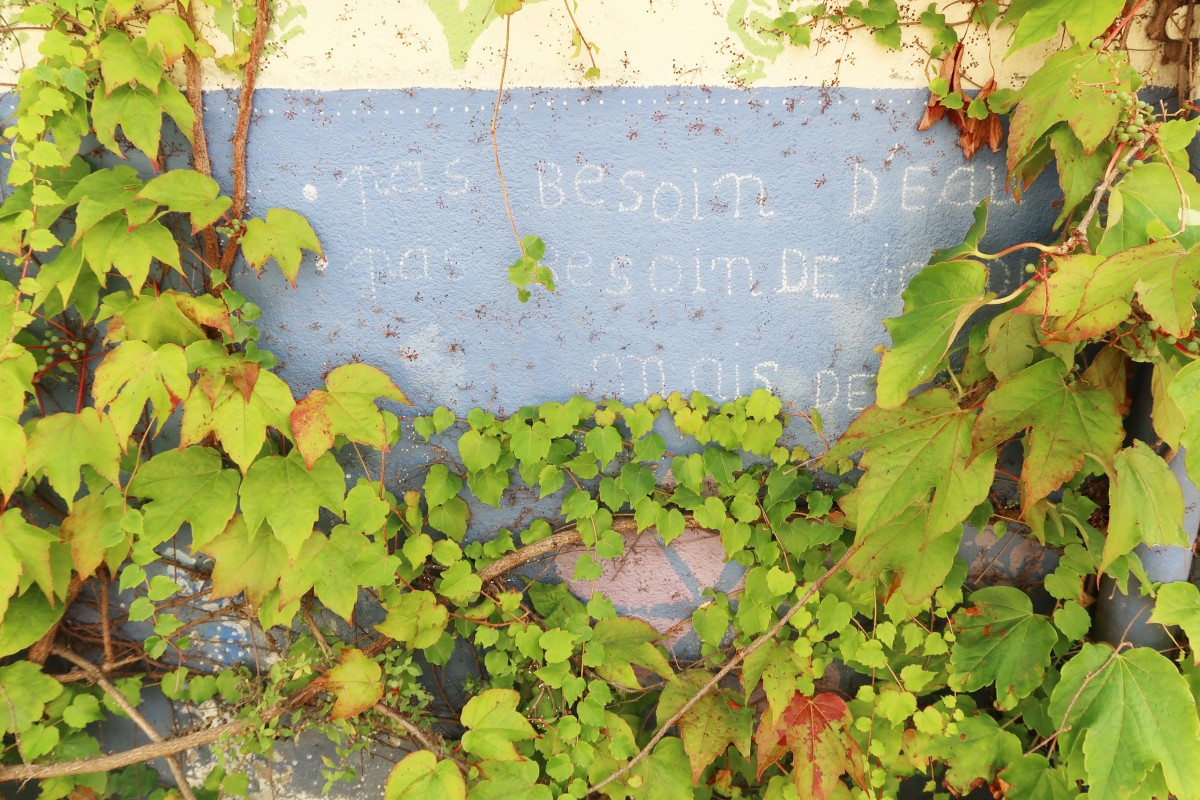 Nos vacances à Nantes : Trentemoult