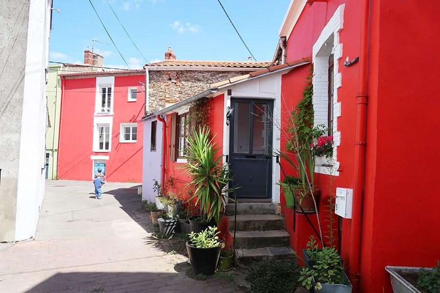 Nos vacances à Nantes : Trentemoult  Nos vacances à Nantes : Trentemoult  Nos vacances à Nantes : Trentemoult