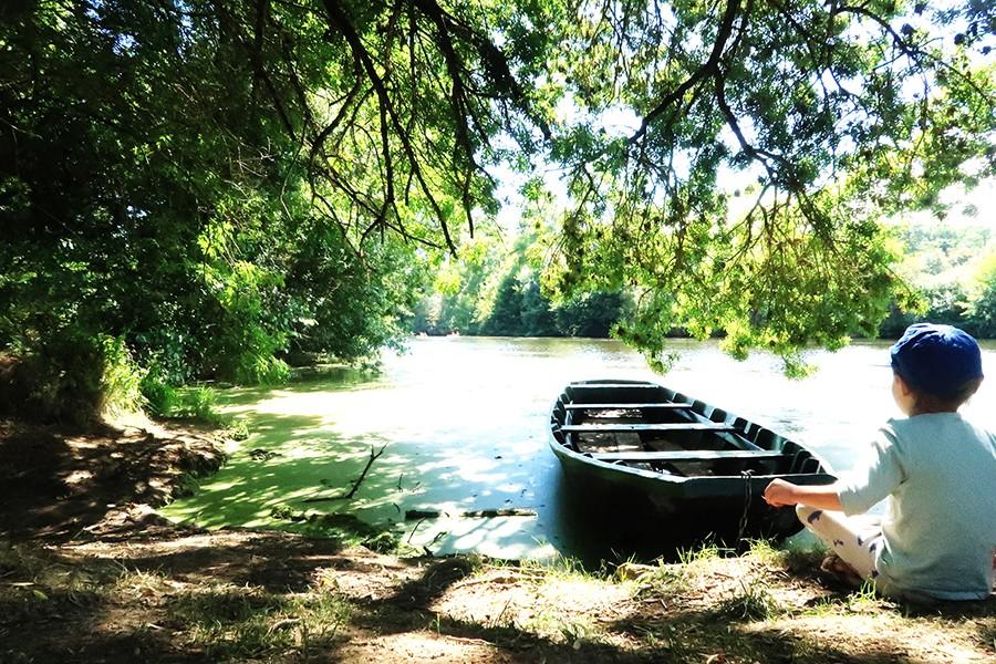 Nos vacances à Nantes : le parc de Vertou  Nos vacances à Nantes : le parc de Vertou  Nos vacances à Nantes : le parc de Vertou
