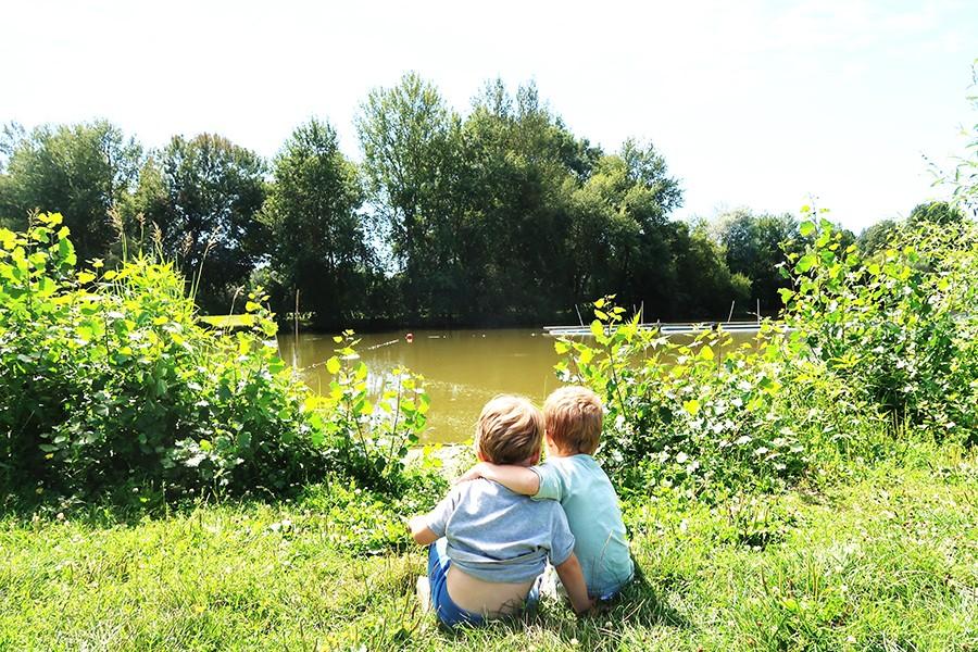 Nos vacances à Nantes : le parc de Vertou