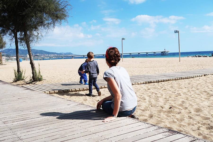 Il n'y a pas que Barcelona dans la vie, il y a Badalona aussi  Il n'y a pas que Barcelona dans la vie, il y a Badalona aussi  Il n'y a pas que Barcelona dans la vie, il y a Badalona aussi  Il n'y a pas que Barcelona dans la vie, il y a Badalona aussi