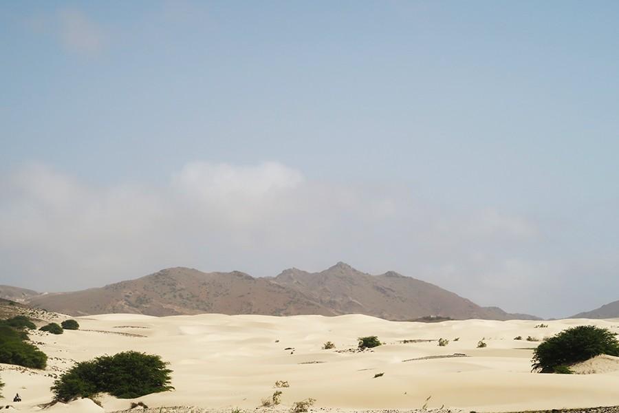 3 jours sur l'ile de boa vista cap vert